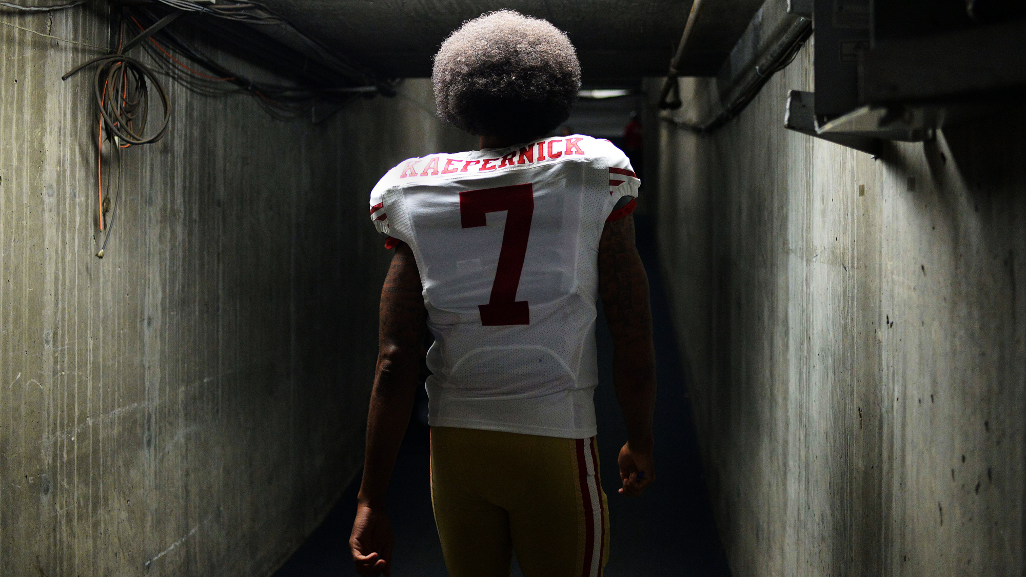 We May Have Seen The Last Of Colin Kaepernick In The Nfl