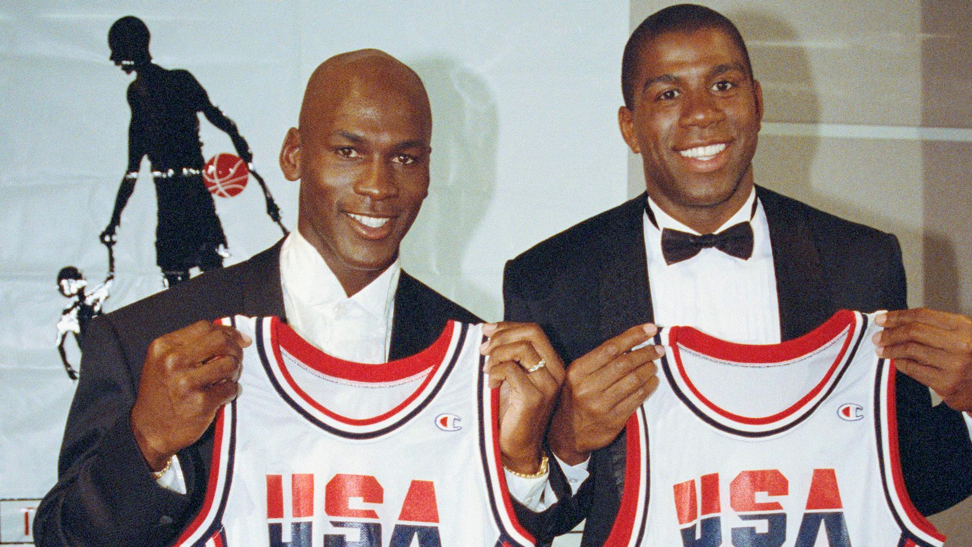 Dream Team Jerseys
