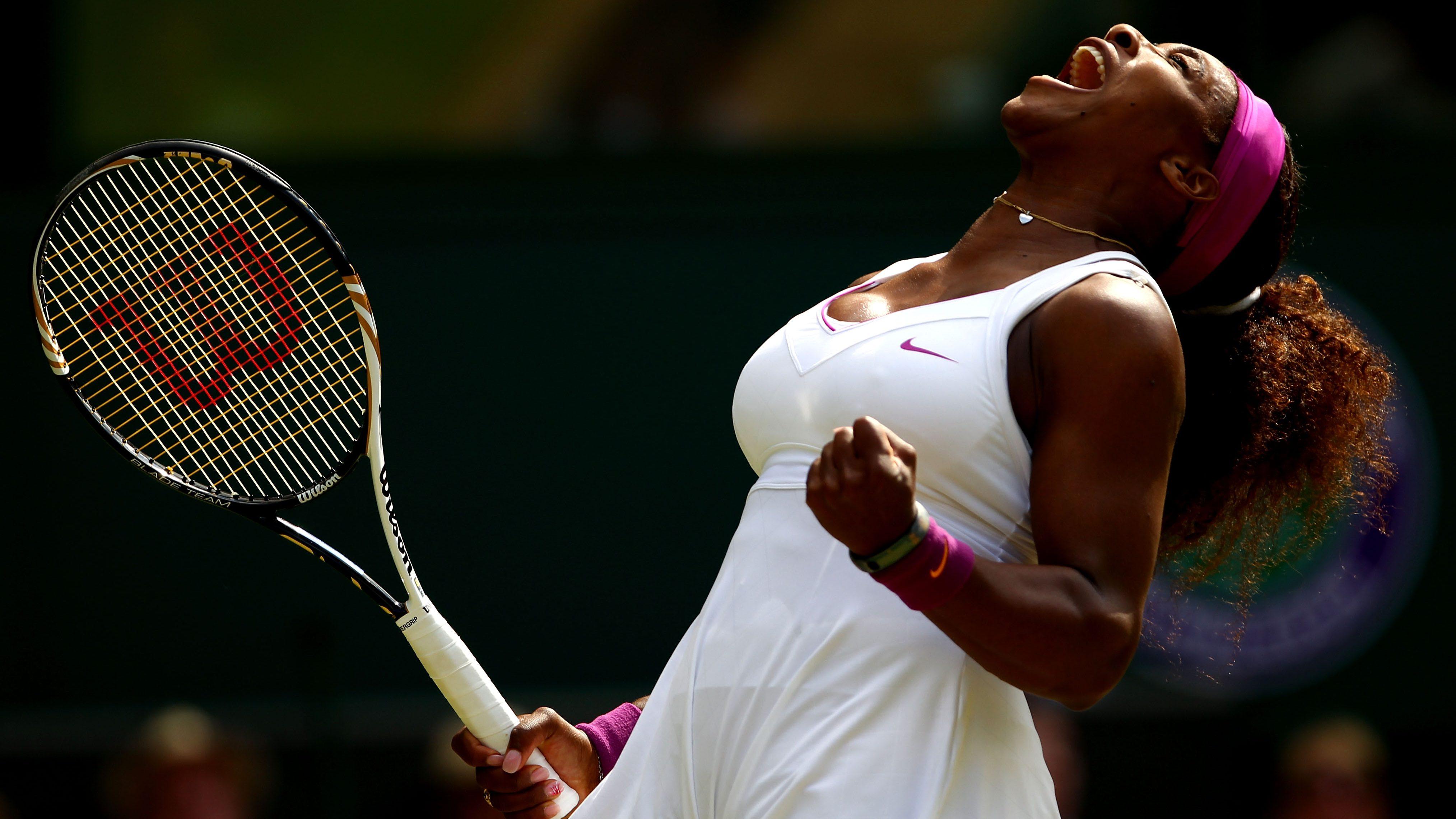 It's Serena Day
