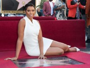 Jennifer Hudson Honored On The Hollywood Walk Of Fame