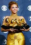 46th Annual Grammy Awards – Pressroom