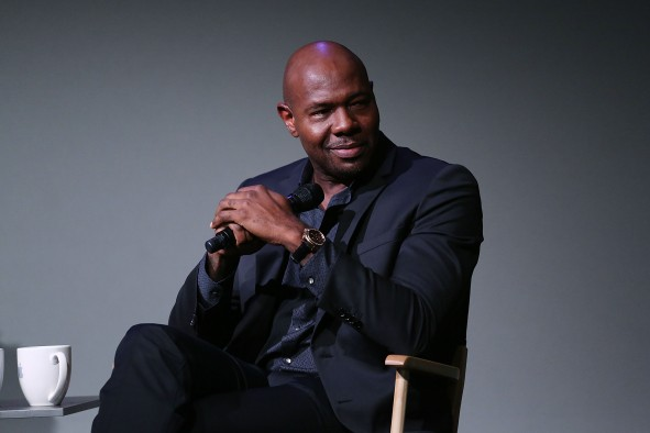 "Apple Store Soho Presents: Meet the Filmmaker: Antoine Fuqua, ""The Equalizer"""