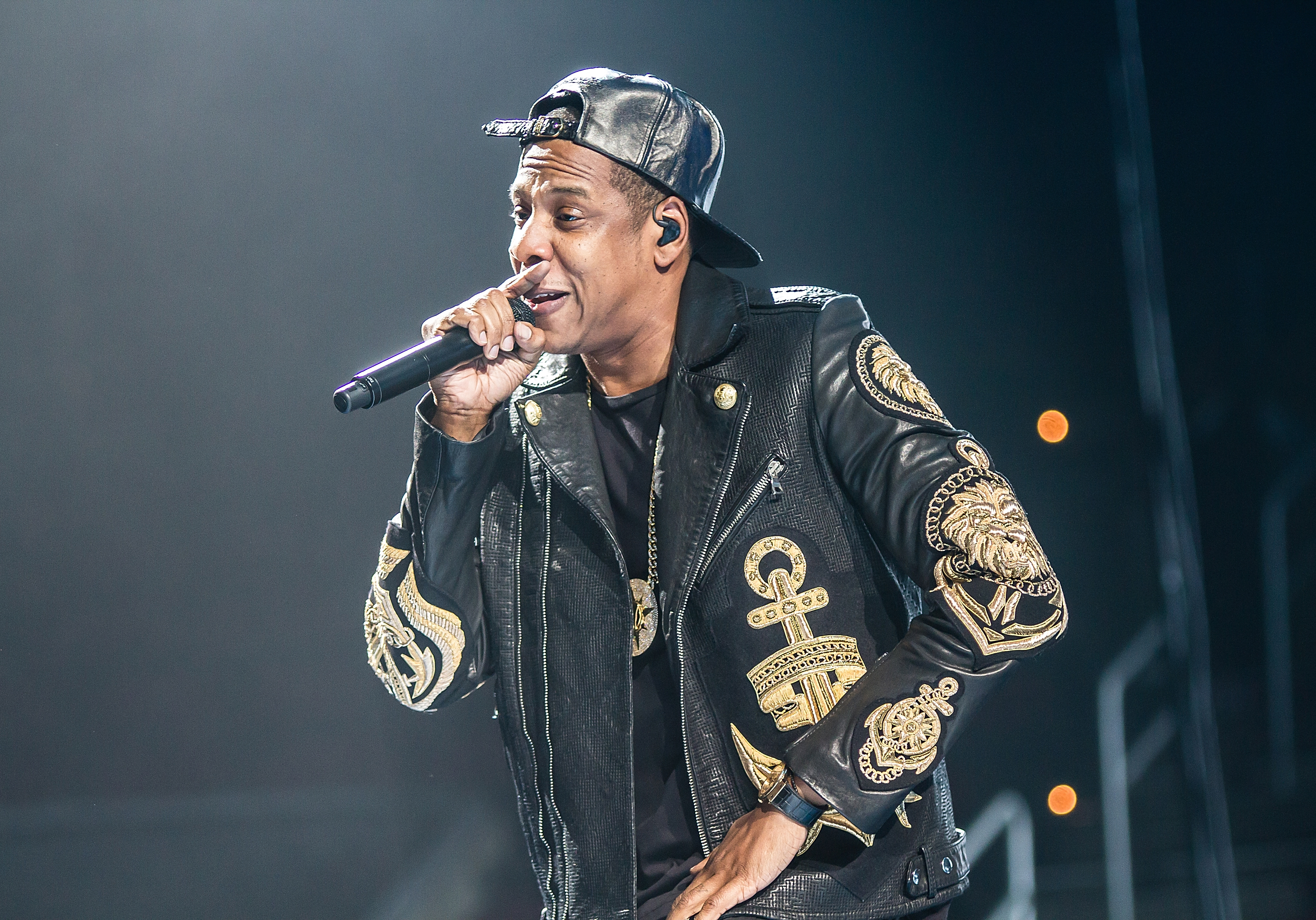 Jay Z In Concert – Cleveland, OH