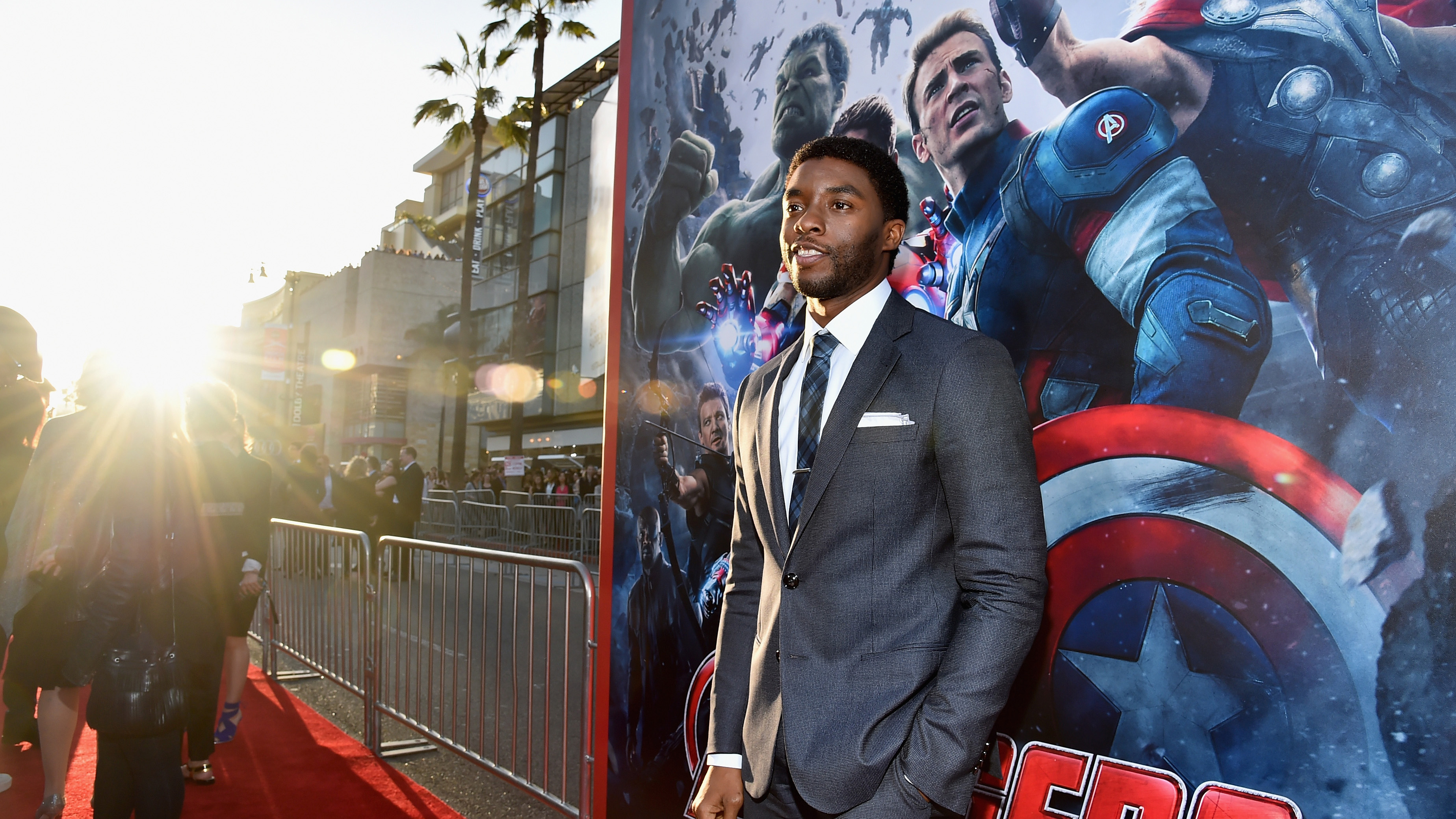 "World Premiere Of Marvel's ""Avengers: Age Of Ultron"" – Red Carpet"
