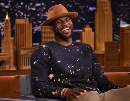 "LeBron James Visits ""The Tonight Show Starring Jimmy Fallon"""