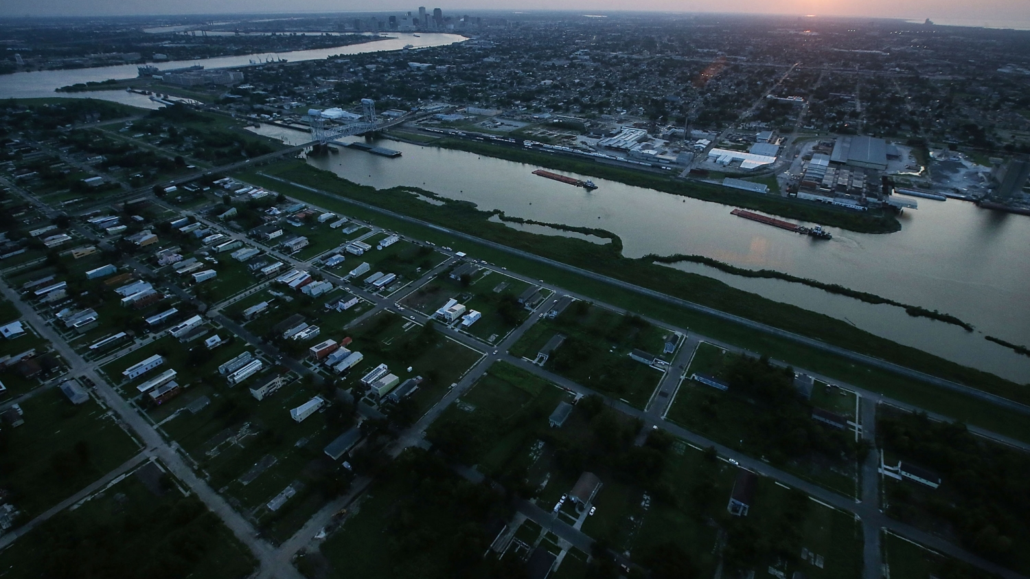 New Orleans Prepares To Mark 10 Year Anniversary Of Hurricane Katrina