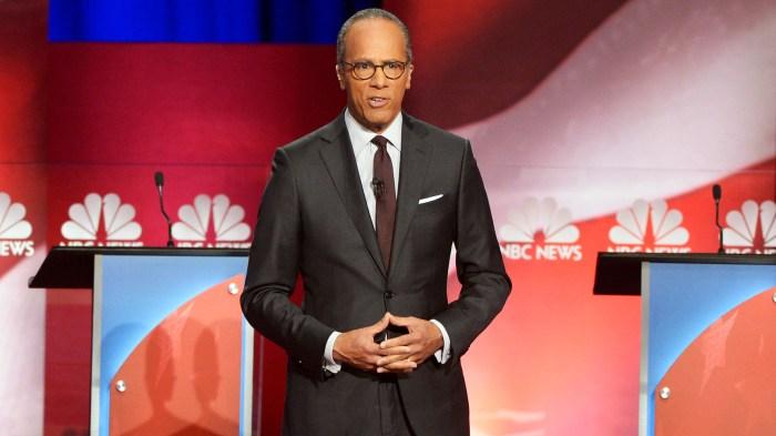 NBC News – Election Coverage – Season 2016