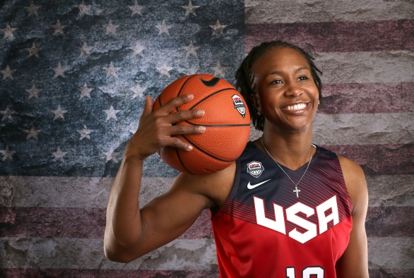 a2442a1826b5 Nike pays tribute to WNBA star Tamika Catchings