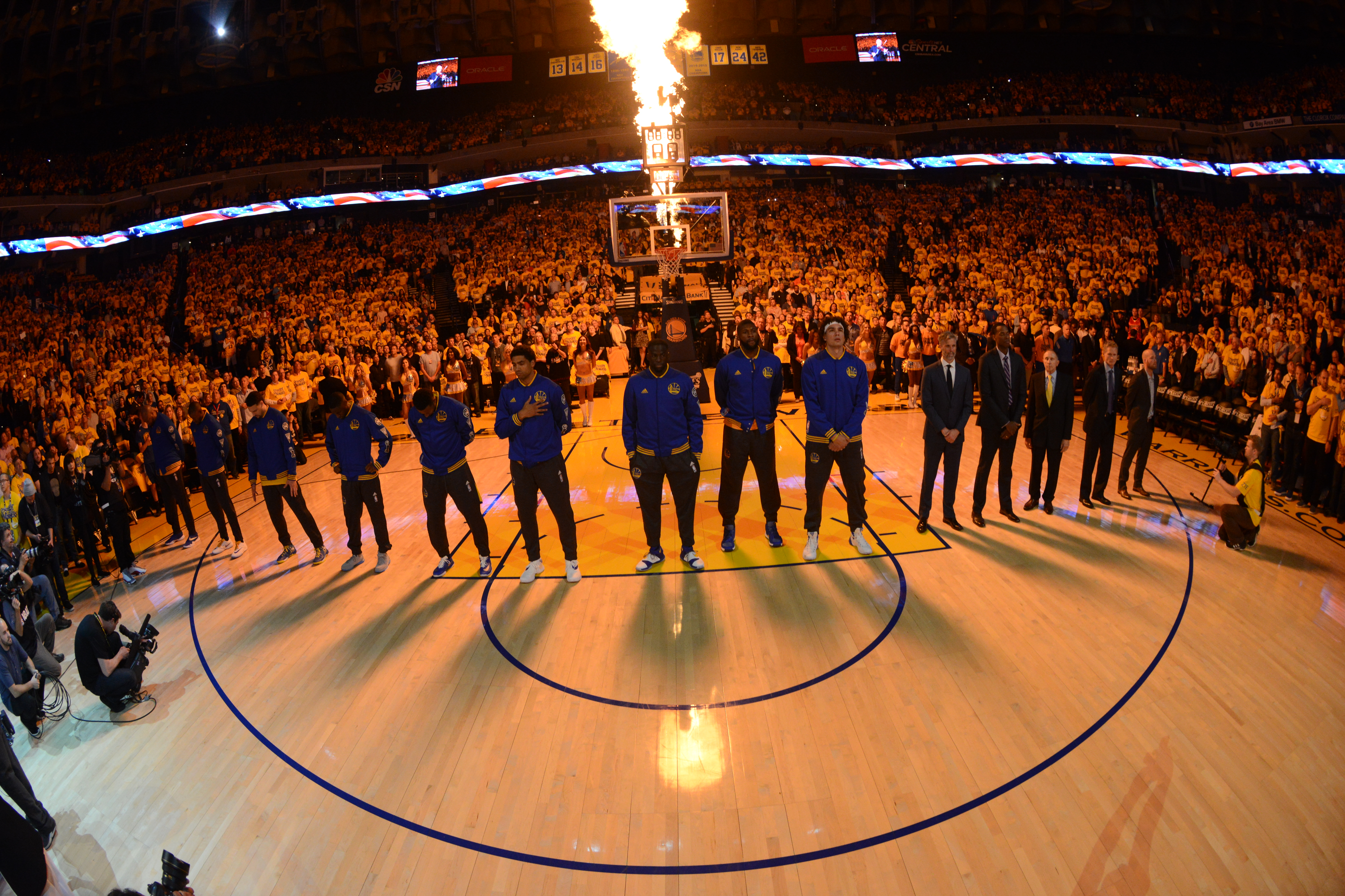 Portland Trail Blazers v Golden State Warriors – Game Two