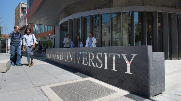 WASHINGTON, DC – APRIL 15:  The Howard University Interdiscipli