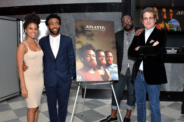 """Atlanta"" New York Screening"