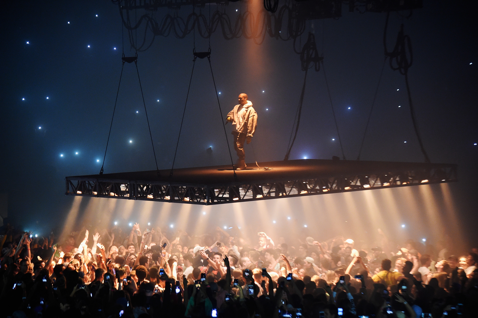 Kanye West In Concert – New York, NY