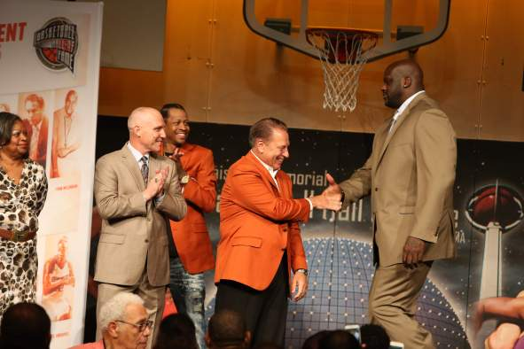 2016 Basketball Hall of Fame Enshrinement Ceremony – Bunn-Gowdy Awards Dinner
