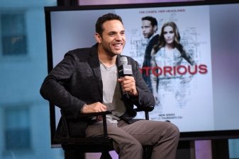 "The BUILD Series Presents Daniel Sunjata Discussing The ABC show ""Notorious"""