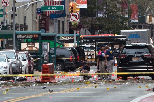 Explosion In Chelsea Neighborhood of New York City Injures 29