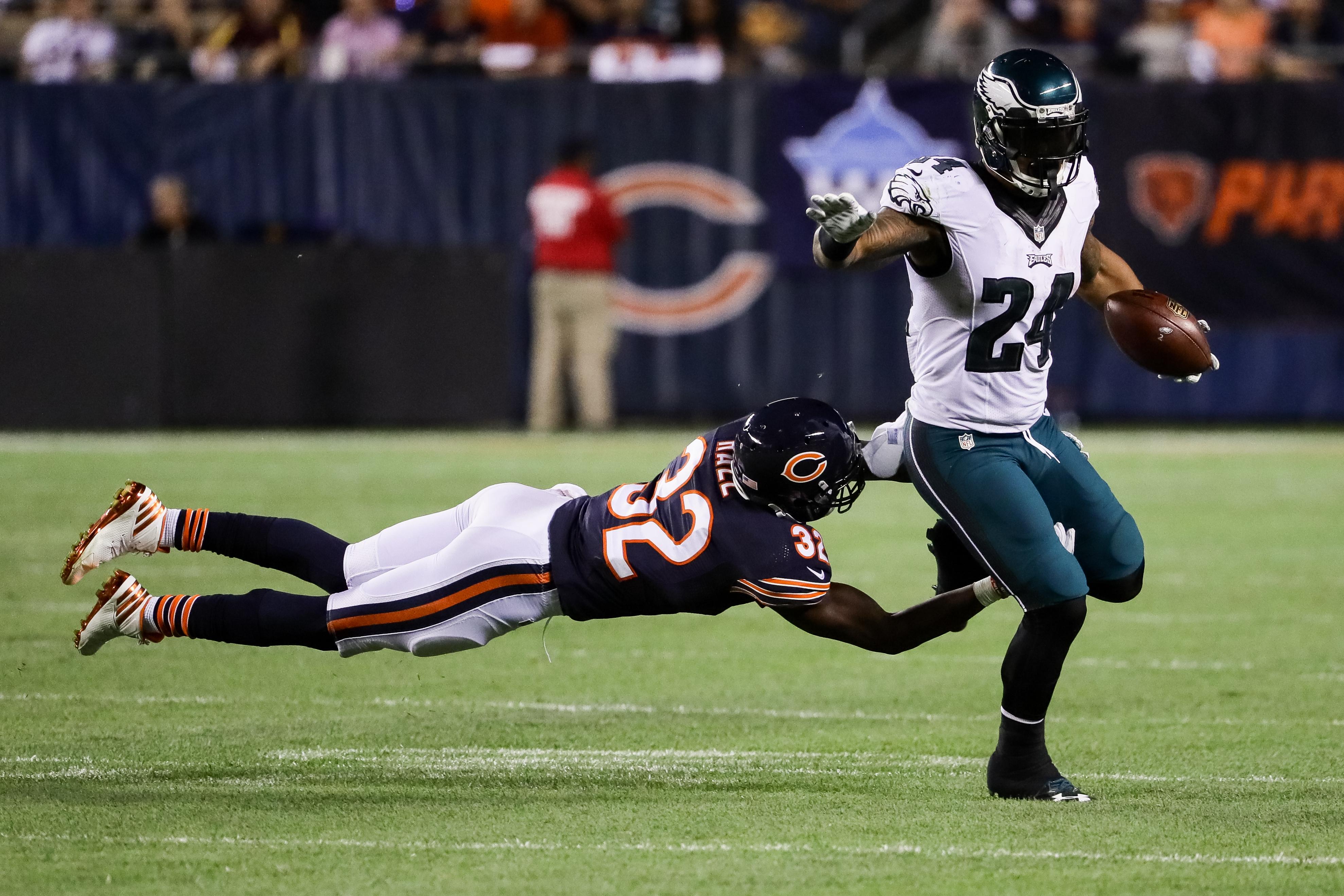 Philadelphia Eagles v Chicago Bears
