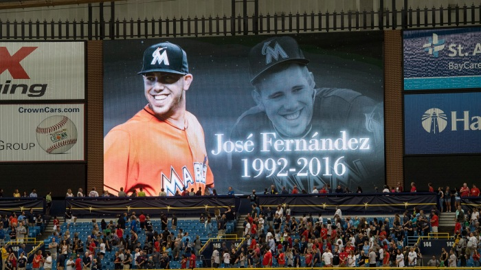 1dbe323ec52 The loss of Jose Fernandez