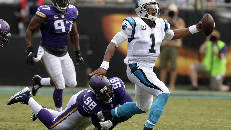 Vikings beat Panthers 22-10