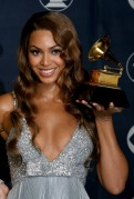 49th Annual Grammy Awards – Press Room