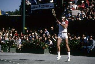 1977 U.S. Open Tennis Champinship, Guillermo Vilas