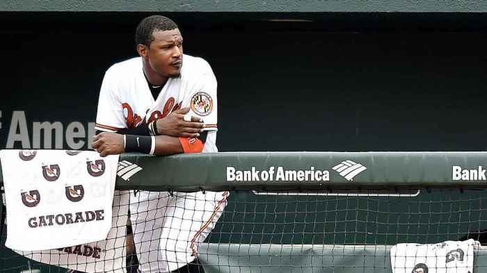 Baltimore's Adam Jones spoke out, but he's not expecting protests to follow.