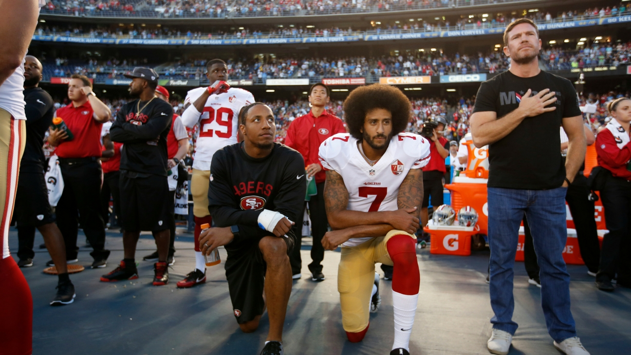 A Timeline Of Events Since Colin Kaepernick S National