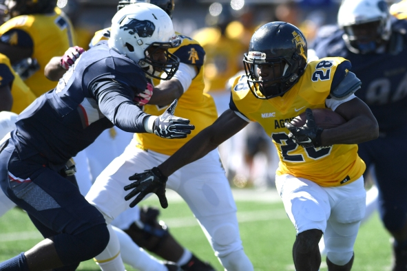 Homecoming: Howard vs North Carolina A&T