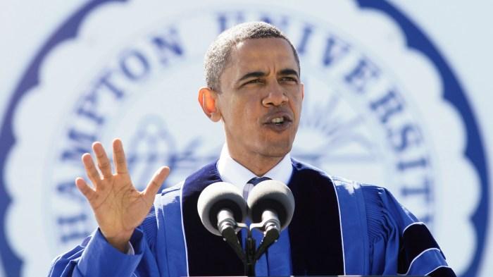 Obama HBCU LEAD