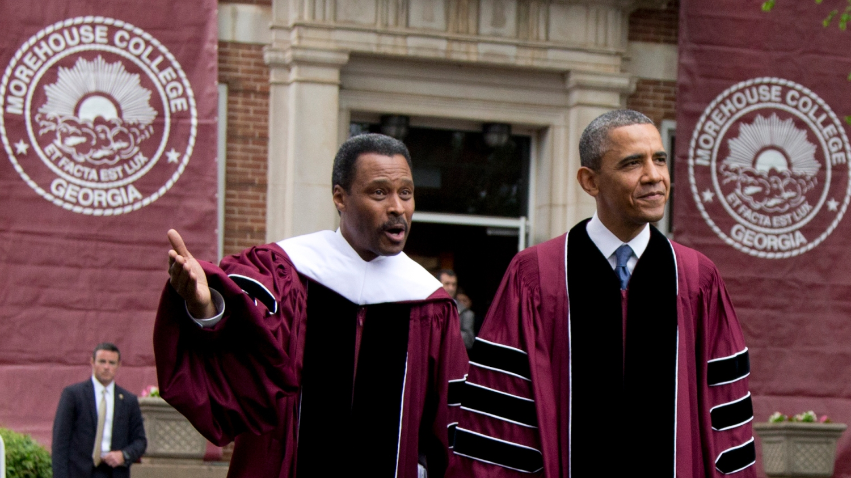 Barack Obama, John Silvanus Wilson Jr.,