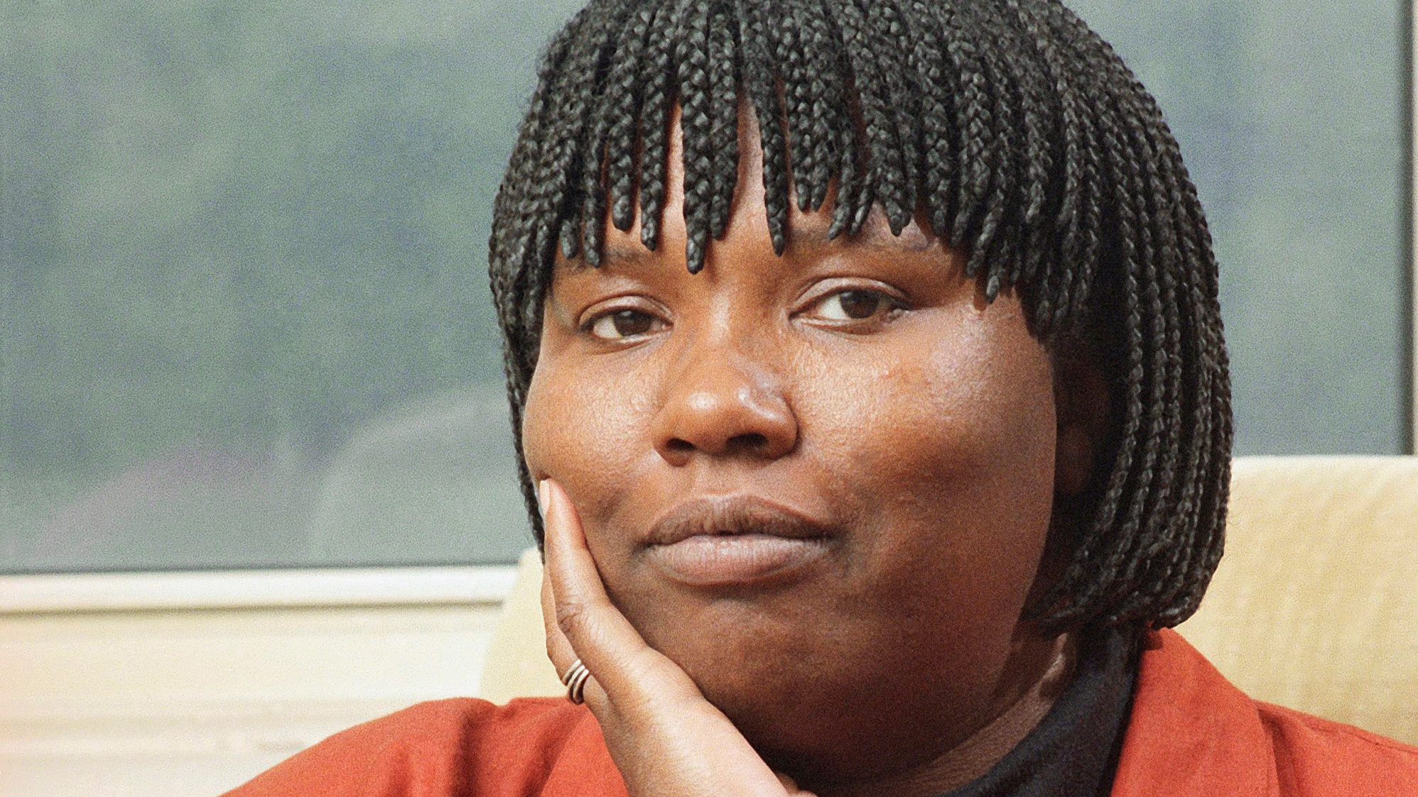 Author Gloria Naylor 1992