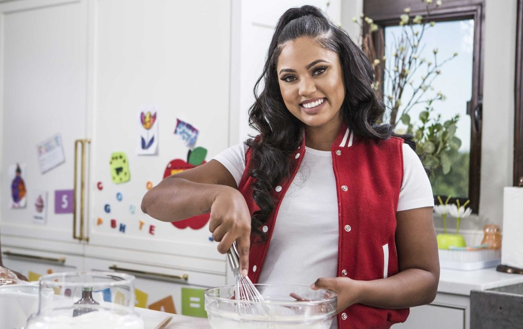 Chef And Entrepreneur Ayesha Curry Says She Won T Ever Call Herself An Nba Wife