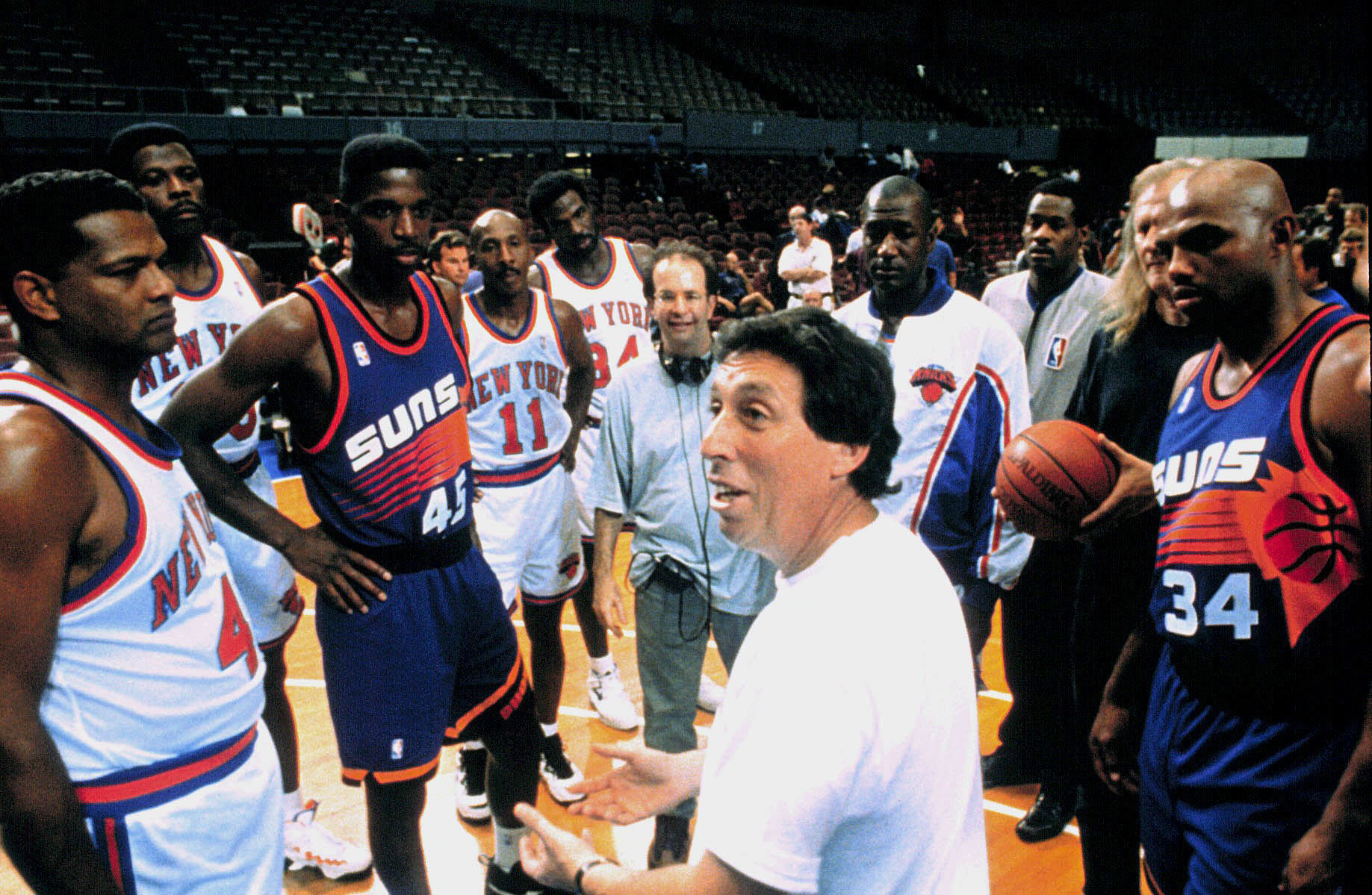IVAN REITMAN & BASKETBALLERS SPACE JAM