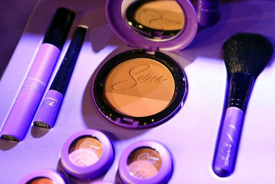 Selena - MAC Cosmetic line