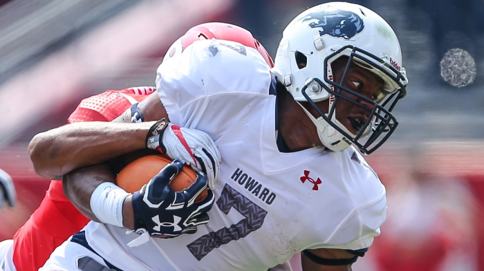 NCAA FOOTBALL: SEP 10 Howard at Rutgers
