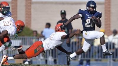 College Football: N.C. A&T defeats Florida A&M 42-17