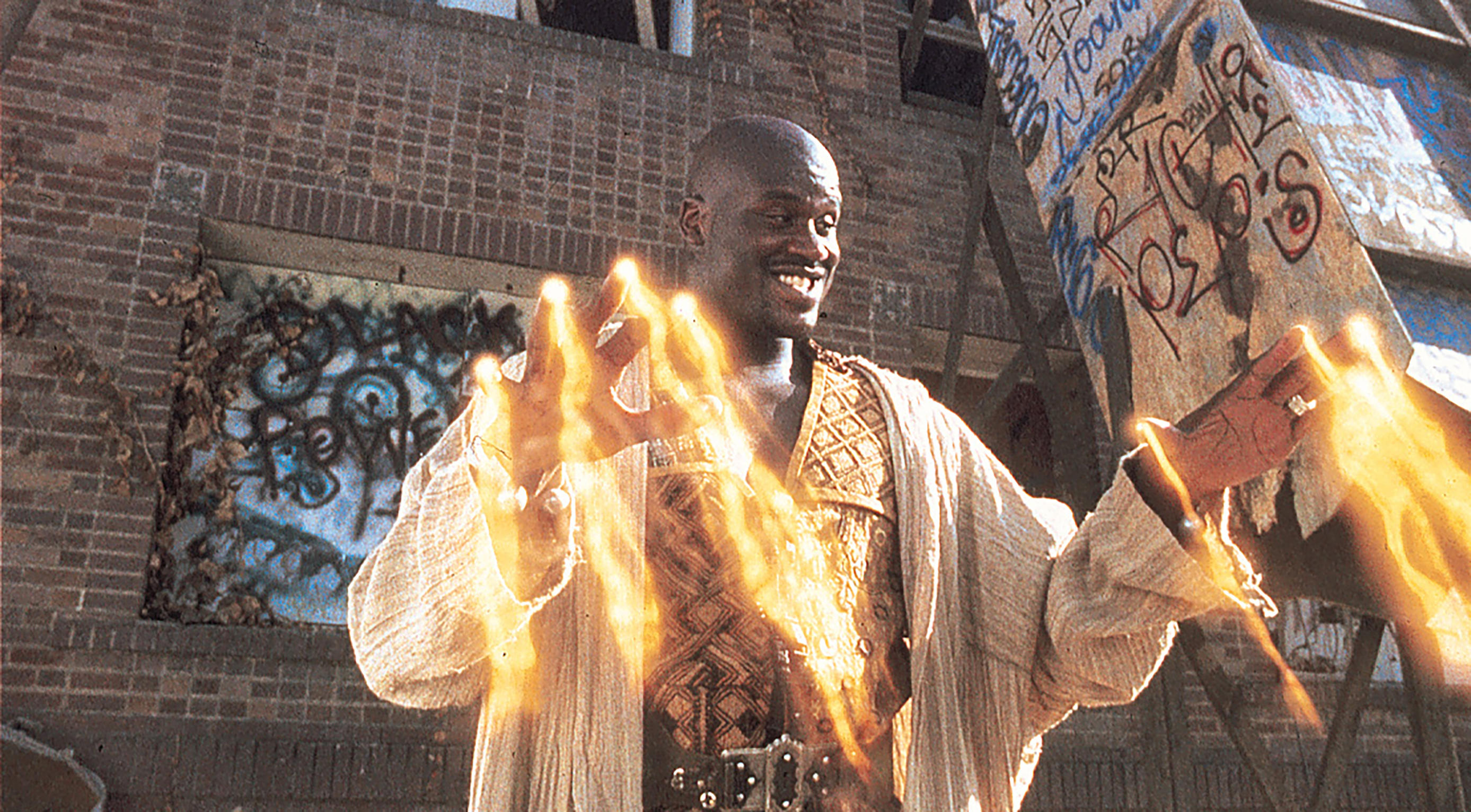 Shaquille O'Neal in Kazaam