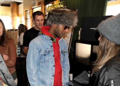 Music Lodge Hosts MTV Interview Studio – Day 2 – 2015 Park City