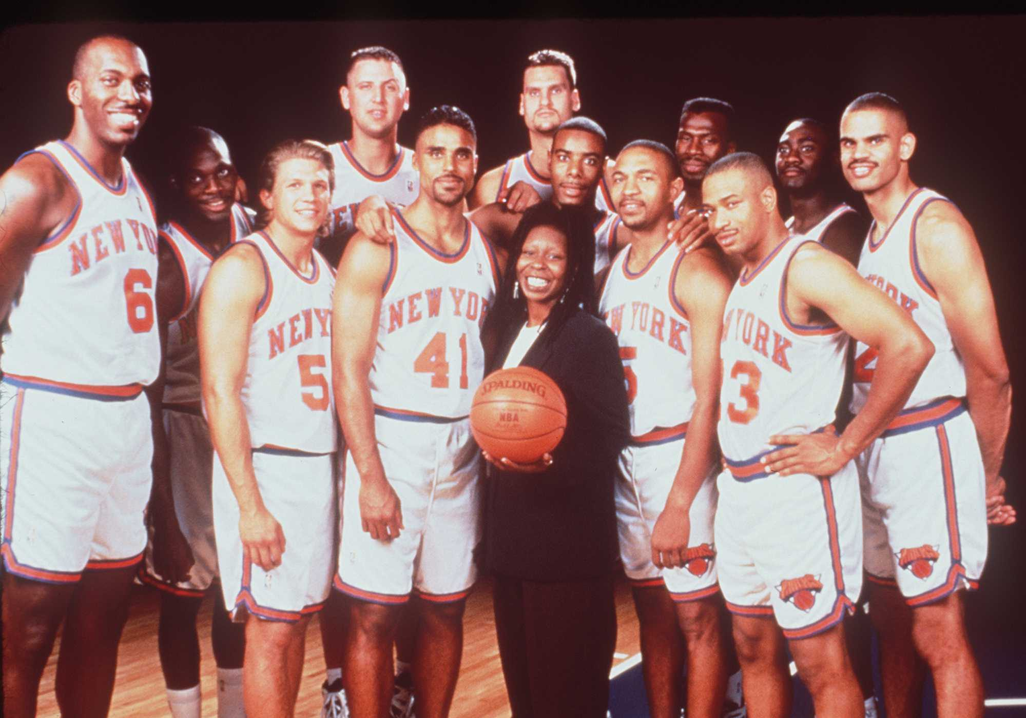 "Whoopi Goldberg Stars As Manhattan Limo Driver ""Eddie"" Who Becomes Honoary Coach Of The New York Nicks"