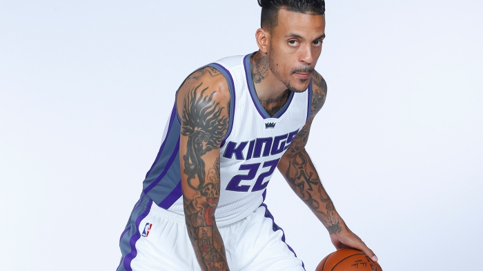 2016-2017 Sacramento Kings Media Day
