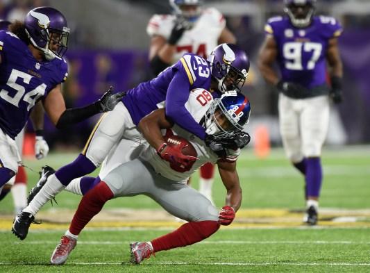 f2b9011ceafeb1 New York Giants v Minnesota Vikings