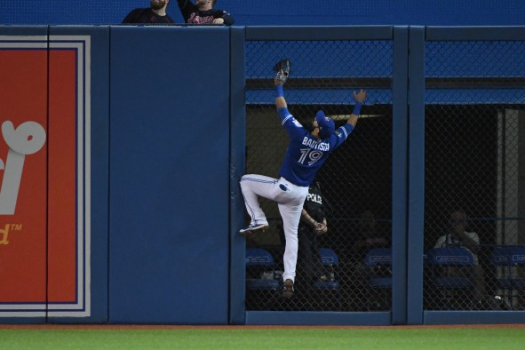 MLB: OCT 19 ALCS Game 5 – Indians at Blue Jays