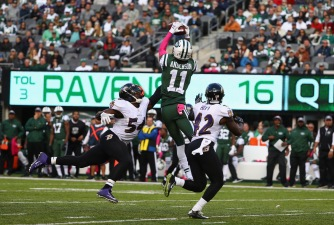 Baltimore Ravens v New York Jets