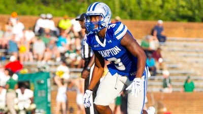 Hampton – William and Mary football game