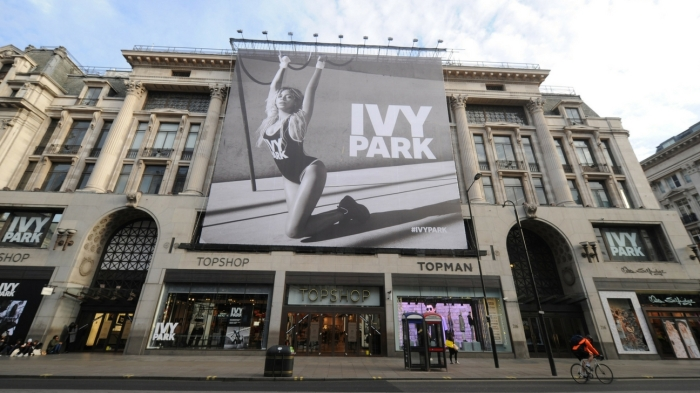 af79410e938 Beyoncé releases new Ivy Park collection after launch edition was a hit  online