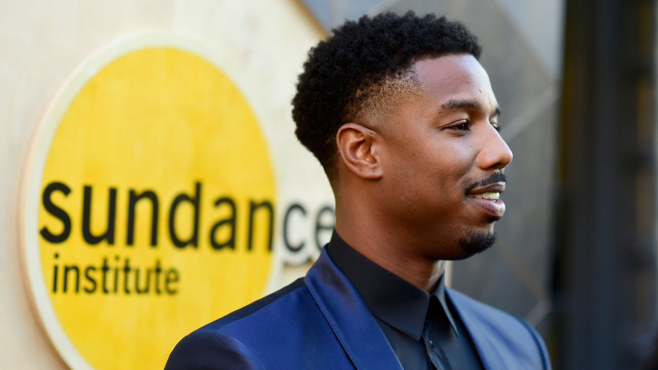 sports shoes c8588 4bfb2 Michael B. Jordan inks new deal, puts on producer s hat