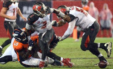 NFL: Denver Broncos at Tampa Bay Buccaneers