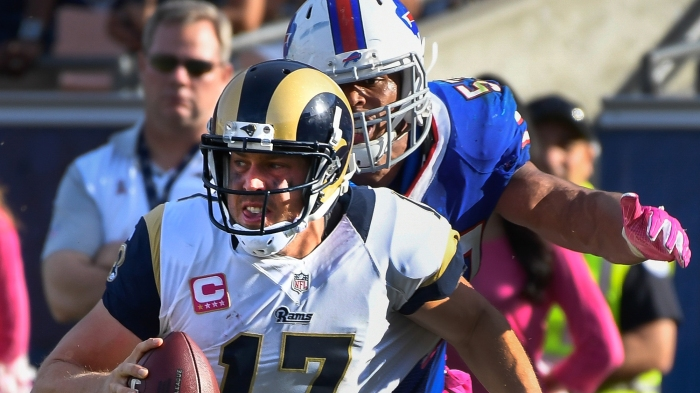 NFL: Buffalo Bills at Los Angeles Rams