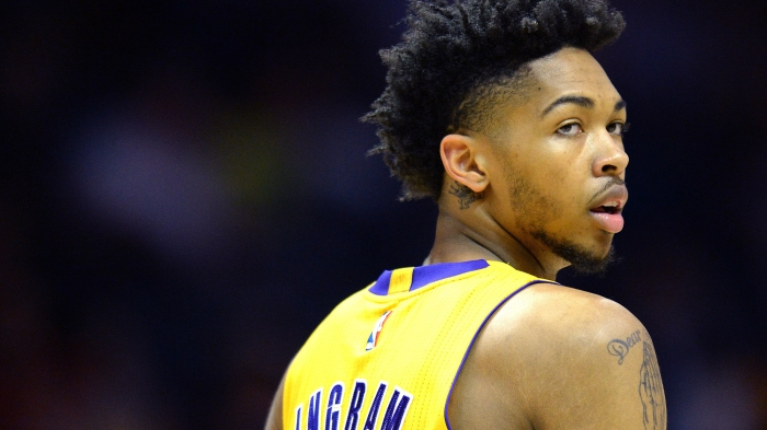 4b37079f1399 Brandon Ingram just might be the Lakers  perfect replacement for Kobe Bryant