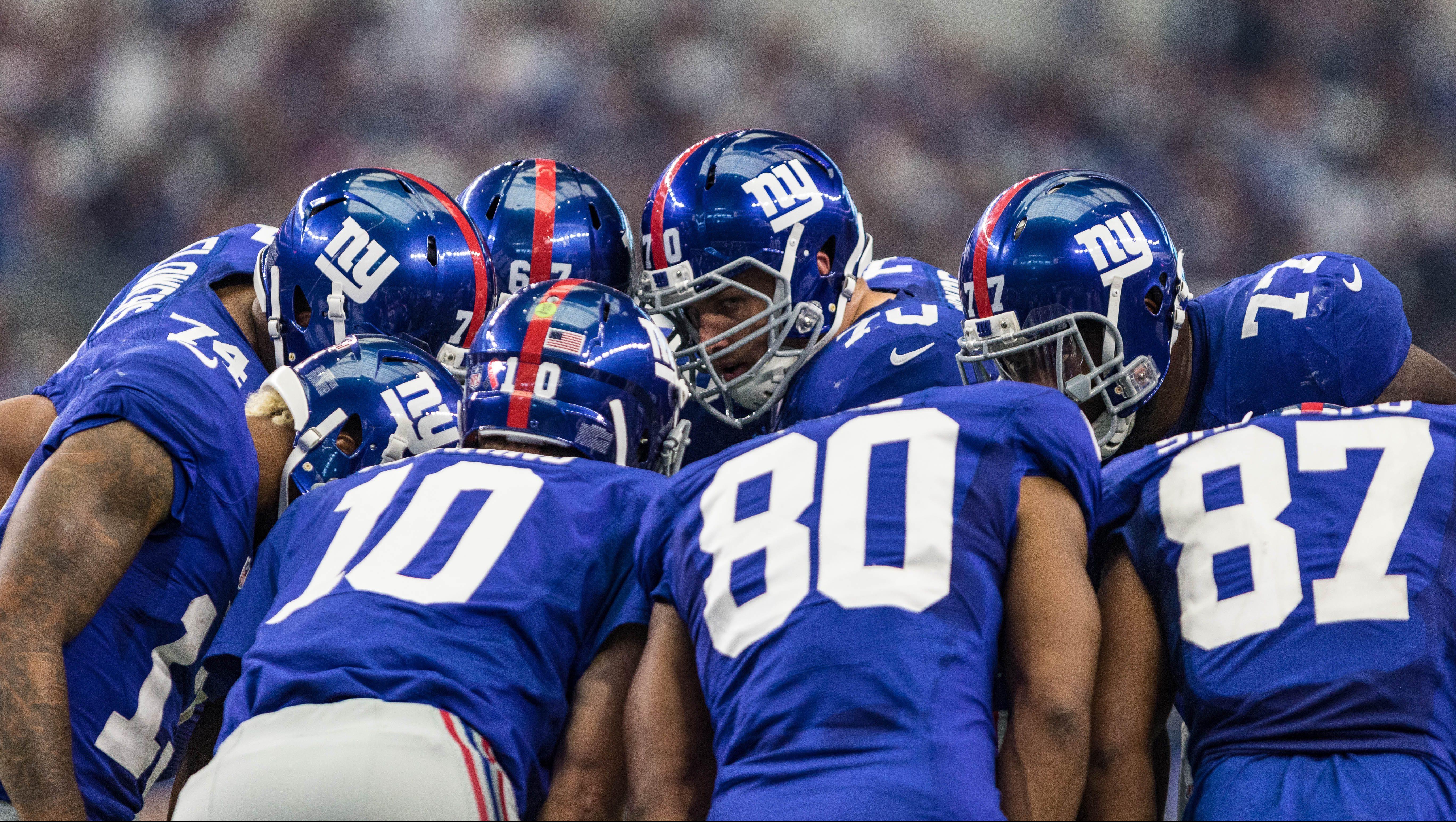 NFL: SEP 11 Giants at Cowboys