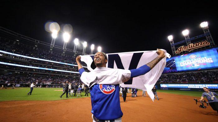 World Series – Chicago Cubs v Cleveland Indians – Game Seven